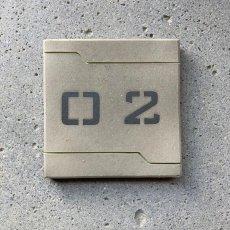 画像3: 煉瓦・瓦・タイル/フルオーダー【店舗設計:ロゴ・看板・表札・サイン・ルームナンバー】 (3)