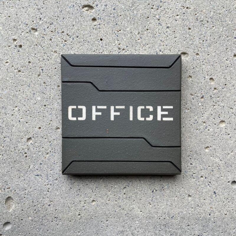 画像1: ロービジ迷彩【OFFICE】 (1)