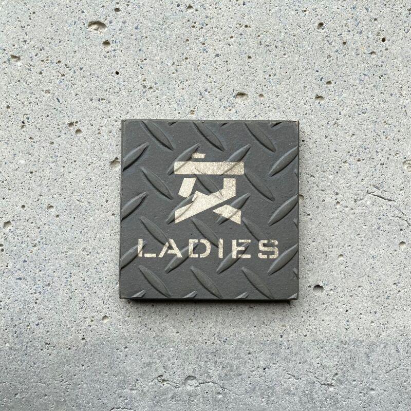 画像1: 縞鋼板/ウエザリング【女LADIES】 (1)