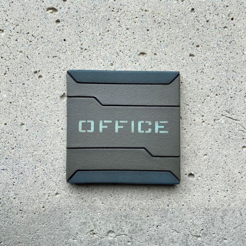 画像1: ロービジ迷彩・SF【OFFICE】 (1)