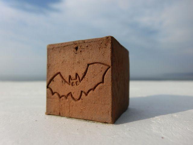 画像1: キューブ煉瓦[Halloween-3] (1)